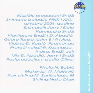 Indira Radic - Diskografija R-233414