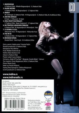 Indira Radic - Diskografija R-233511