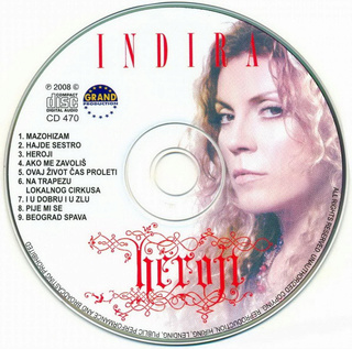 Indira Radic - Diskografija R-233512