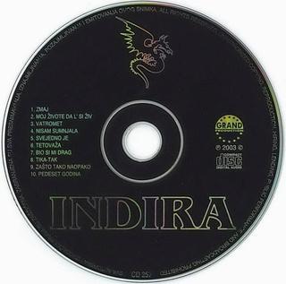 Indira Radic - Diskografija R-233612