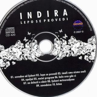 Indira Radic - Diskografija R-233619
