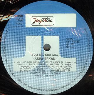 Asim Brkan - Diskografija 2 R-236018