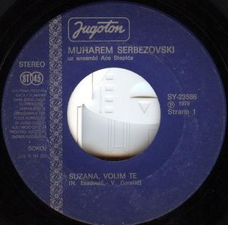 Muharem Serbezovski - Diskografija R-236410
