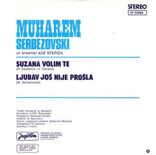 Muharem Serbezovski - Diskografija R-236413