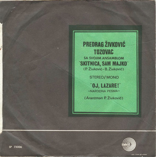 Predrag Zivkovic Tozovac - Diskografija R-236511
