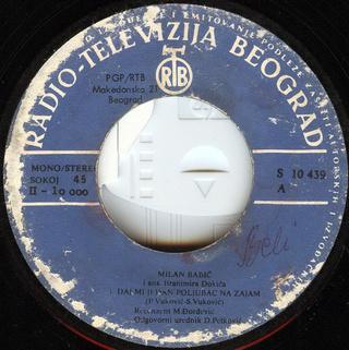 Milan Babic - Diskografija 2 R-236514