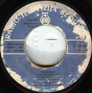 Milan Babic - Diskografija 2 R-236515