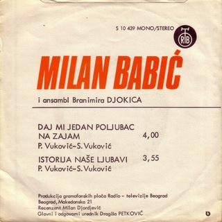 Milan Babic - Diskografija 2 R-236516