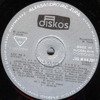 Andrija Era Ojdanic - Diskografija R-239013