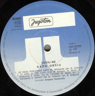 Nada Obric - Diskografija  R-239017