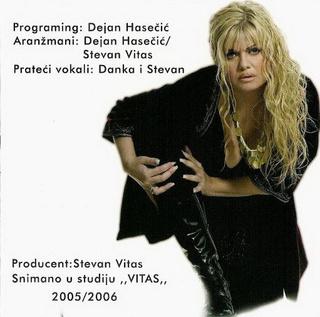 Zorana Pavic - Diskografija  R-239423