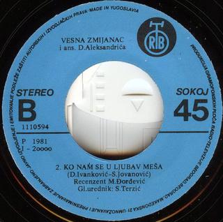 Vesna Zmijanac - Diskografija R-243110