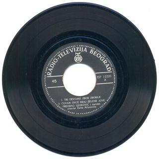 Predrag Gojkovic Cune - Diskografija  R-244013