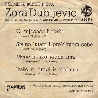 Zora Dubljevic - Diskografija  - Page 2 R-245619