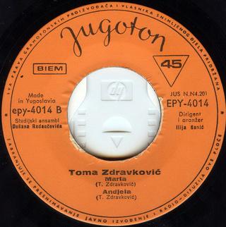 Toma Zdravkovic - Diskografija R-246112
