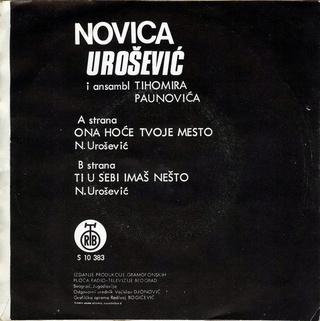 Novica Urosevic - Diskografija  R-246217