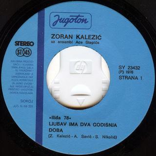 Zoran Kalezic - Diskografija R-249012