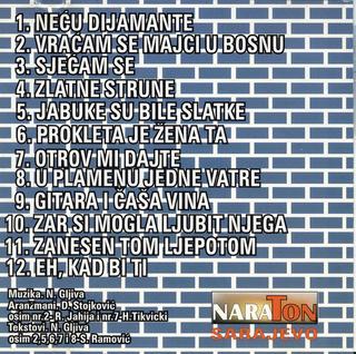 Halid Beslic - Diskografija R-249810