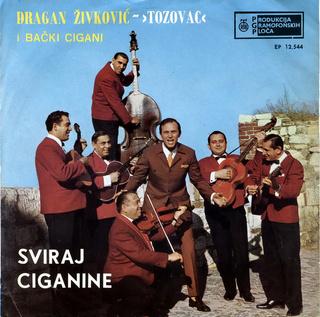 Predrag Zivkovic Tozovac - Diskografija R-250510