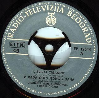 Predrag Zivkovic Tozovac - Diskografija R-250512