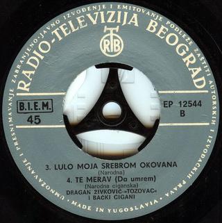 Predrag Zivkovic Tozovac - Diskografija R-250513