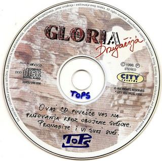Gloria (Vesna Blagojevic) - Diskografija  R-250518