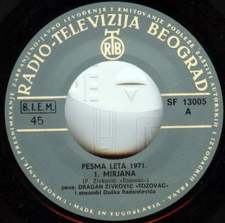 Predrag Zivkovic Tozovac - Diskografija R-250712