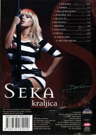 Seka Aleksic - Diskografija R-251011