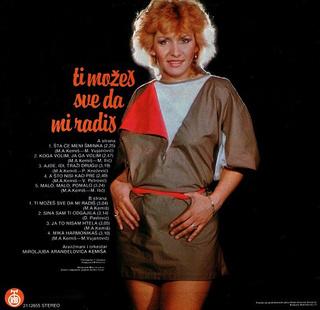Vesna Zmijanac - Diskografija R-251112