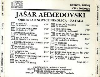 Jasar Ahmedovski - Diskografija R-251619