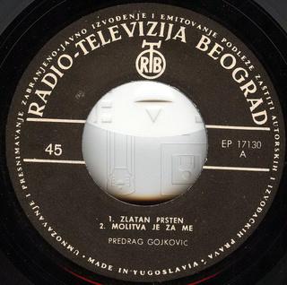Predrag Gojkovic Cune - Diskografija  R-253117