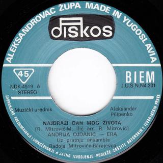 Andrija Era Ojdanic - Diskografija R-253212