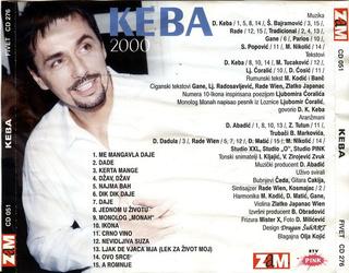 Dragan Kojic Keba - Diskografija R-253613