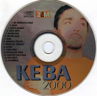 Dragan Kojic Keba - Diskografija R-253614
