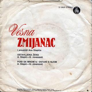 Vesna Zmijanac - Diskografija R-254711