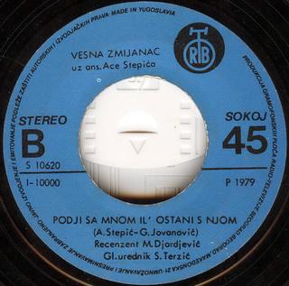 Vesna Zmijanac - Diskografija R-254713