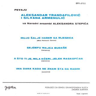 Silvana Armenulic - Diskografija  R-255511