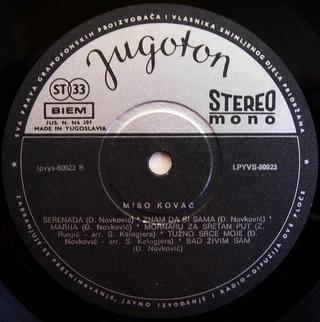 Miso Kovac - Diskografija  R-256313