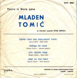 Mladen Tomic - Diskografija  R-256611
