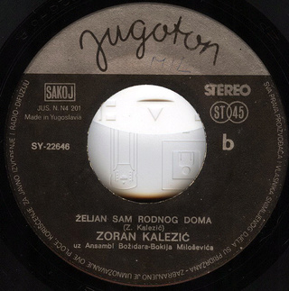 Zoran Kalezic - Diskografija R-259012