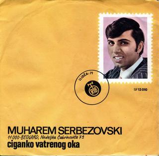 Muharem Serbezovski - Diskografija R-260510
