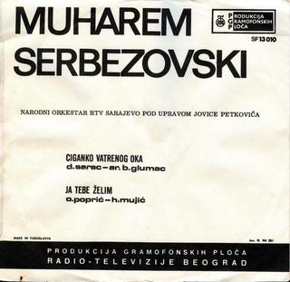 Muharem Serbezovski - Diskografija R-260511