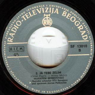 Muharem Serbezovski - Diskografija R-260513