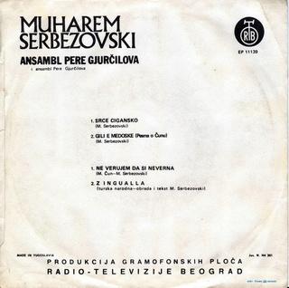 Muharem Serbezovski - Diskografija R-262311