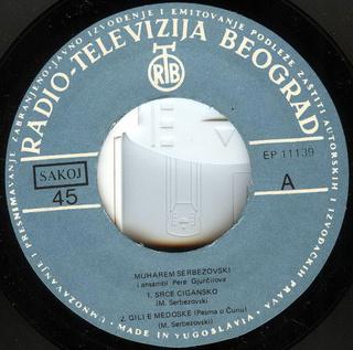 Muharem Serbezovski - Diskografija R-262312