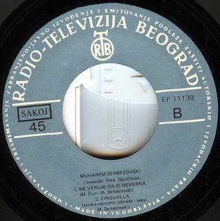 Muharem Serbezovski - Diskografija R-262313