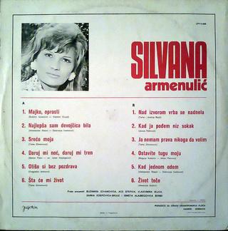 Silvana Armenulic - Diskografija  R-262411