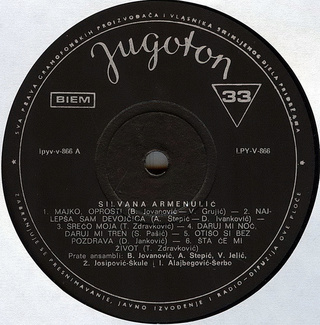 Silvana Armenulic - Diskografija  R-262412