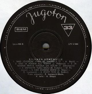 Silvana Armenulic - Diskografija  R-262413
