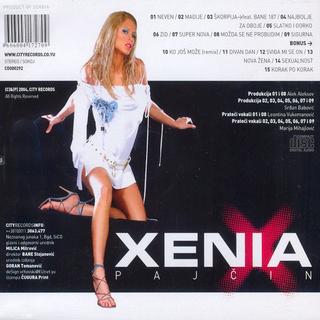 Ksenija Pajcin - Diskografija  R-264811